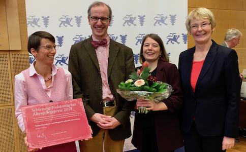 Tobias-Haus gewinnt Altenpflegepreis